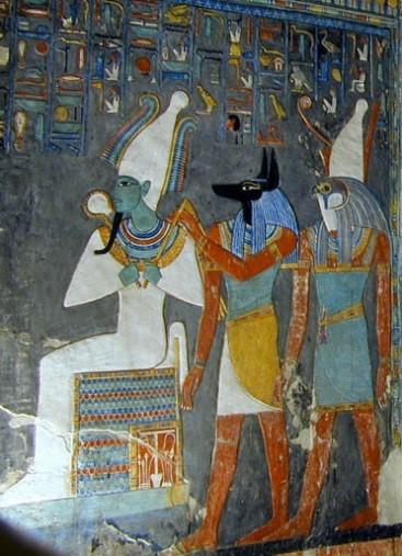 Osiris e seus filhos